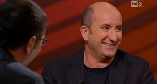 Antonio Albanese presenta il suo nuovo film a Che tempo che fa – video puntata del 09/12/2012